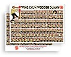 Posters:  Wing Chun Wooden Dummy