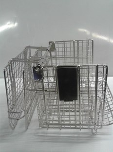 Henny Penny Electric Basket (hinged) This is not China Make Stainless Steel
