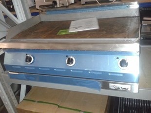 Garland gas griddle countertop flat grill Natural gas Brand new
