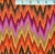 Kaffe Fassett - Flame Stripe - Brown  GP134 (2.5m left)