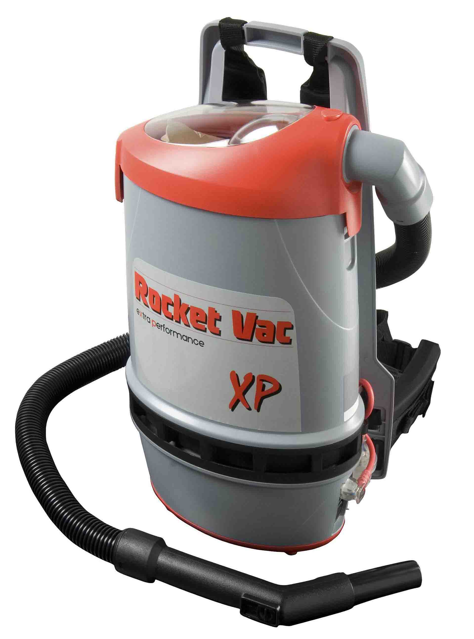 Hako Rocket Vac Xp Commercial Backpack Vacuum Cleaner