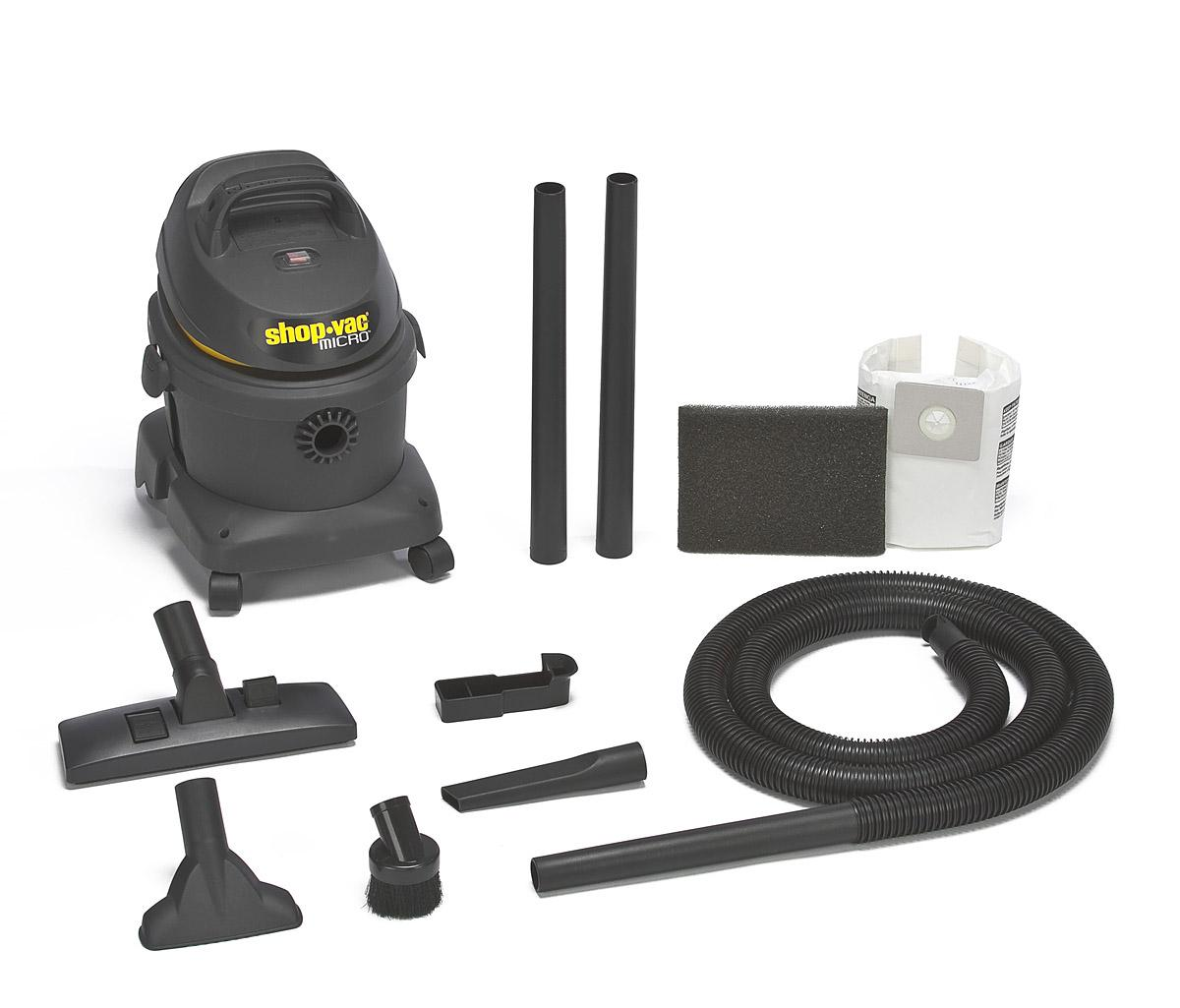 Shop Vac Micro 10 1400w 10litre Wet Amp Dry Bag Or Bagless