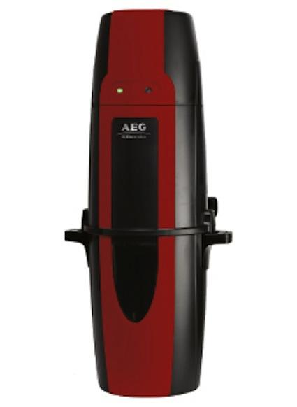 Aeg 860 Bagless Ducted Vacuum System Self Cleaning Filter