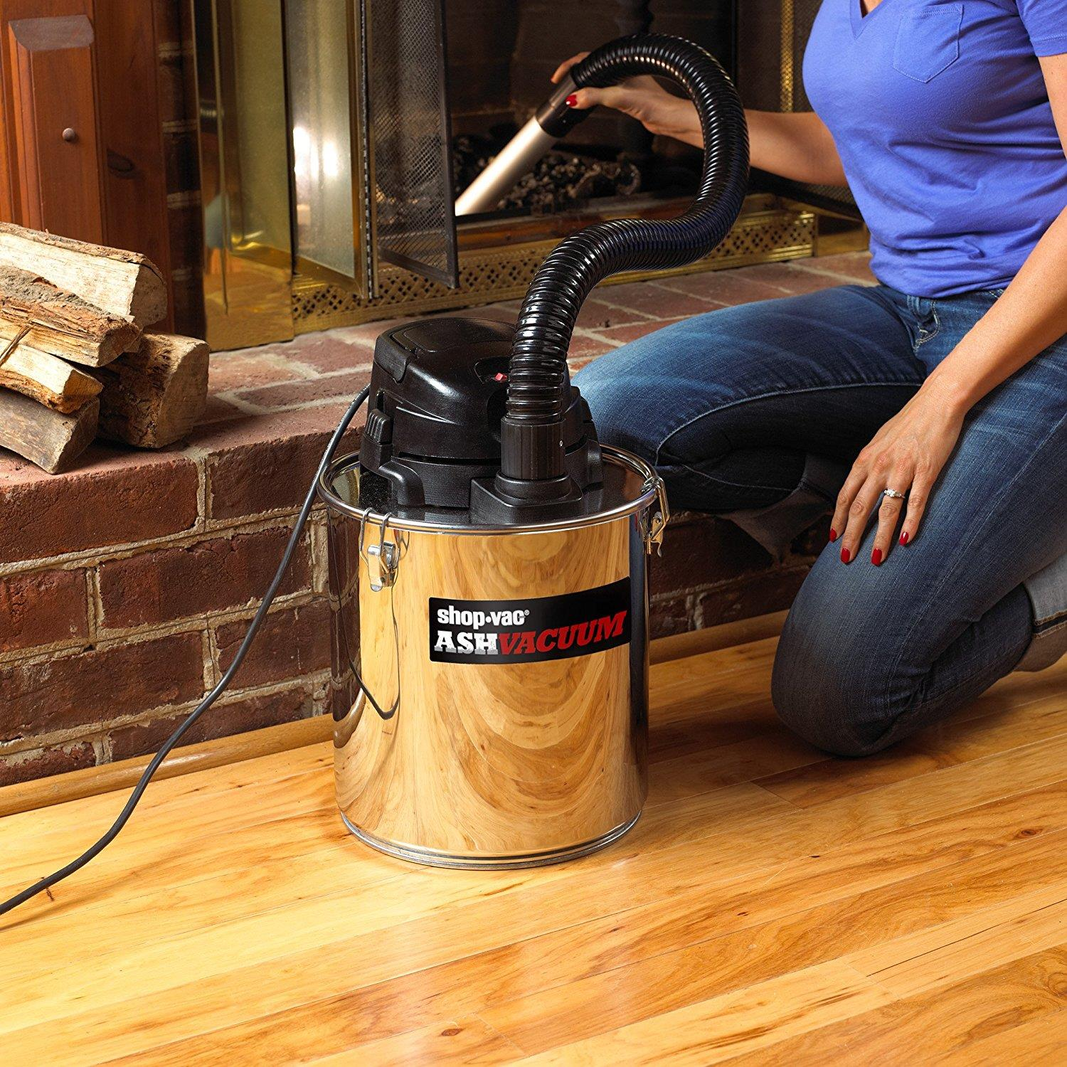 Shop vac ash vacuum cleaner designed for