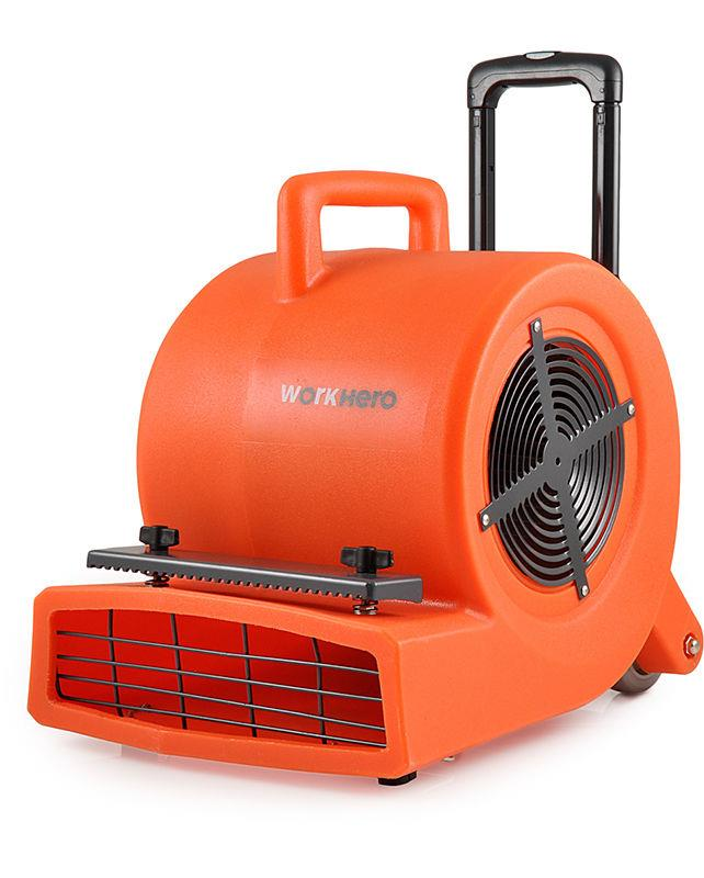 Air Blower Work : Work hero sc commercial carpet blower air mover