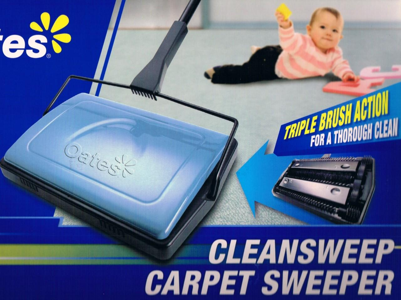 Carpet Sweeper Carpet Sweeper How It Works