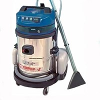 KERRICK RIVIERA PROFESSIONAL , 2 MOTOR COMMERCIAL CARPET SHAMPOO EXTRACTOR , MADE IN ITALY. **FREE DELIVERY**