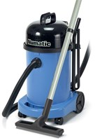 NUMATIC WV470 A HEAVY DUTY WET AND DRY (27L DRY, 20L WET) MEDIUM SIZE COMMERCIAL VACUUM CLEANER MADE IN ENGLAND  2 YEAR WARRANTY