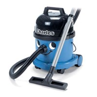 Numatic Charles CV370 WET/DRY COMMERCIAL VACUUM CLEANER,  MADE IN ENGLAND, 2  YEAR COMMERCIAL WARRANTY
