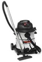 SHOP VAC PRO40 Synchro 9274551 Wet and Dry HEPA Commercial Vacuum Cleaner + Power Tool Plug for use on Plaster Concrete Building dust
