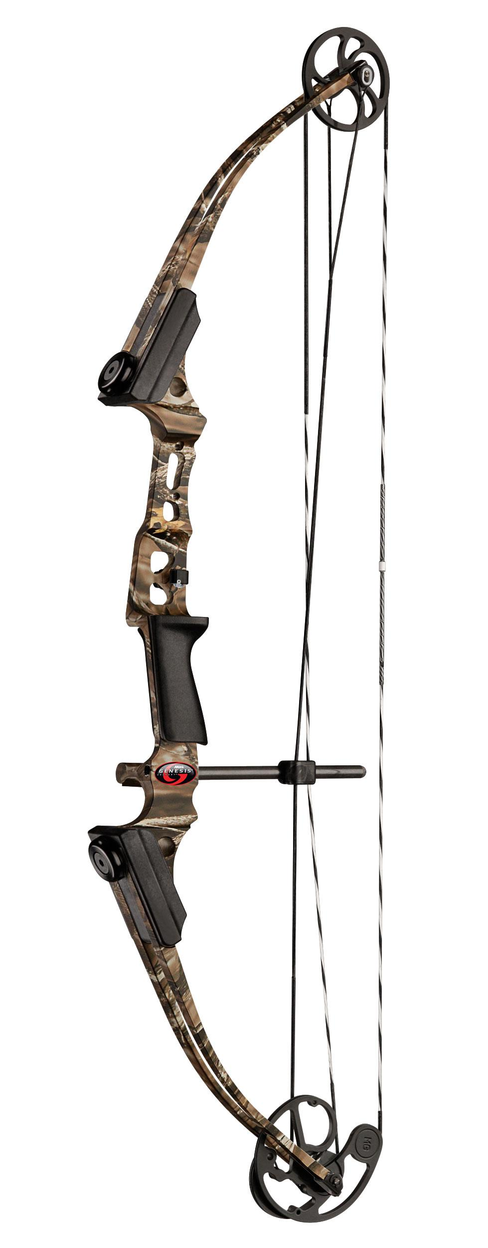 Mathews Mini Genesis Compound Bow Lost Camo Archery