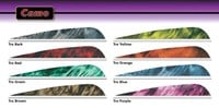 "Gateway Feathers 3"" Camo Shield Cut 100pkt"