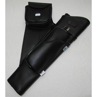 Neet NT 2100 Leather Quiver Black