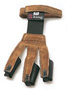 King Traditional Leather Glove
