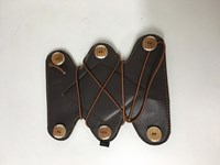 Traditional Armguard - Leather - 6 Buttons