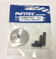 Infitec Archery Crux Weight 4.0 oz