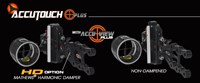 Axcel Accutouch Plus HD Slider sight with AV scope
