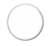 "CBE Flat Glass Lens 1 5/8"" - Large"