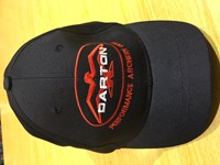 Darton Cap Black