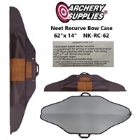 Neet Recurve Case with arrow pocket NK-RC-62