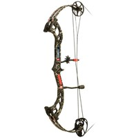 PSE Surge compound bow 35-50# Skulz L/H
