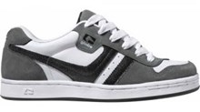Globe Finale Skateboard Shoe Charcoal White