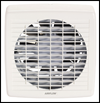 Airflow 7106A Wall Exhaust Fan Axial 200mm Auto Switched