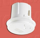 CLIPSAL - Smoke Detector 240v Battery Back Up Ionisation Flush Mount 755FM