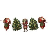 NEW IN.. Victorian Christmas Garland (2 Metres)