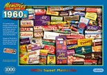 1960's Sweet Memories - Jigsaw Puzzle