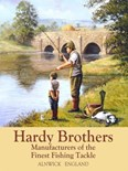 Hardy Brothers Fishing Tackle- Metal Wall Sign (2 sizes)