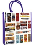 SALE PRICE..Cadbury's Wrappers Shopper Bag