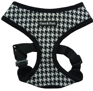 Classic Houndstooth Harness