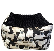 Luxe Pug Bed