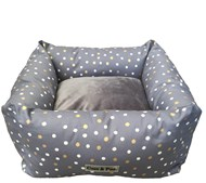 Luxe Confetti Pet Bed