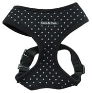 Polka Dot Harness (Black)