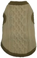 Handknitted Whitehall Dog Sweater