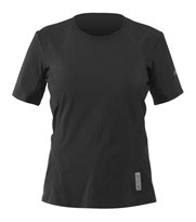 Zhik Avlare® LT Short Sleeve Tee Womens Black