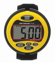 Optimum Time OS315 Yellow Sailing Watch and Timer