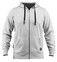 Zhik Fleece Hoodie Mens Grey