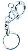 Wichard Key Ring with Snap Shackle
