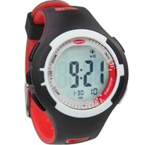 Ronstan Clear Start 40mm Black, Red, White Sailing Watch RF4051C