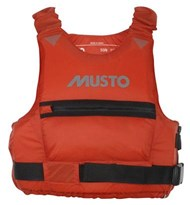Musto Championship Buoyancy Aid Fire Orange
