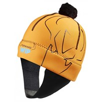 Forward Sailing Neoprene Beanie Orange