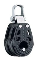 Harken 29mm Carbo Double Fixed Block HK381