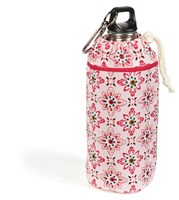 Keep Leaf  Floral Large Organic Insulated Bottle Bag for 800 ml to 1200 ml Bottles