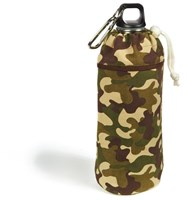 Keep Leaf  Camo Organic Insulated Bottle Bag for 800 ml to 1200 ml Bottles