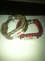 Wounded Heroes  Paracord Set - FINAL Run-Out