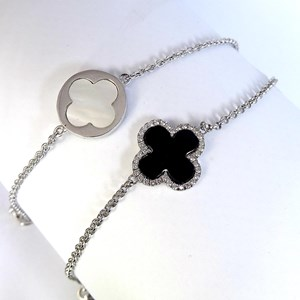 The Single Clover Bracelet