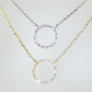 The Circle of Love Necklace